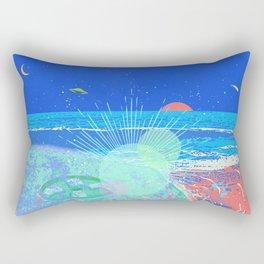 REVELATION MACHINE Rectangular Pillow