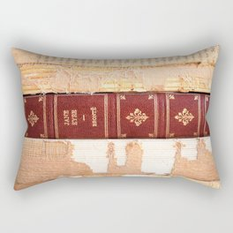 Jane Eyre Rectangular Pillow