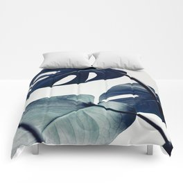 botanical vibes II Comforters
