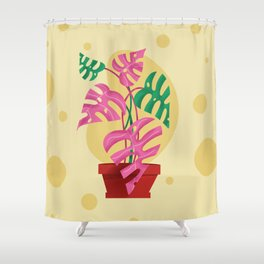 Plant Love Shower Curtain