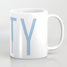 City Powder Blue Coffee Mug