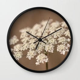 Delicate Lace Wall Clock