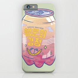 Lucky Feelings iPhone Case