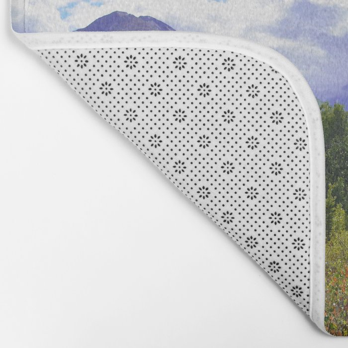 The Mountains Are Calling . . . II Bath Mat