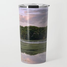 Annisquam river reflections Travel Mug