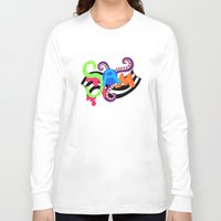 sam smith Long Sleeve T-shirts featuring Sam by Grace Isabel