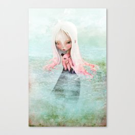 A Friend for the Journey Canvas Print