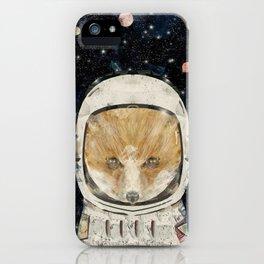 little space fox iPhone Case
