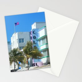 Miami Welcome Stationery Cards