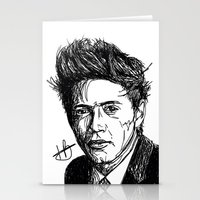 niall Stationery Cards featuring Niall Horan by Hollie B