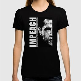 Impeach The Lawless President T-shirt