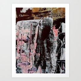 Untitled Texture 1 Art Print