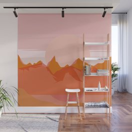 Doublet Wall Mural