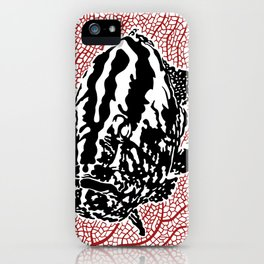 Ghost Move #2 iPhone Case