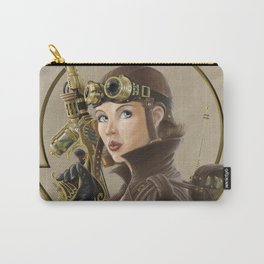 Steampunk Aviator Carry-All Pouch