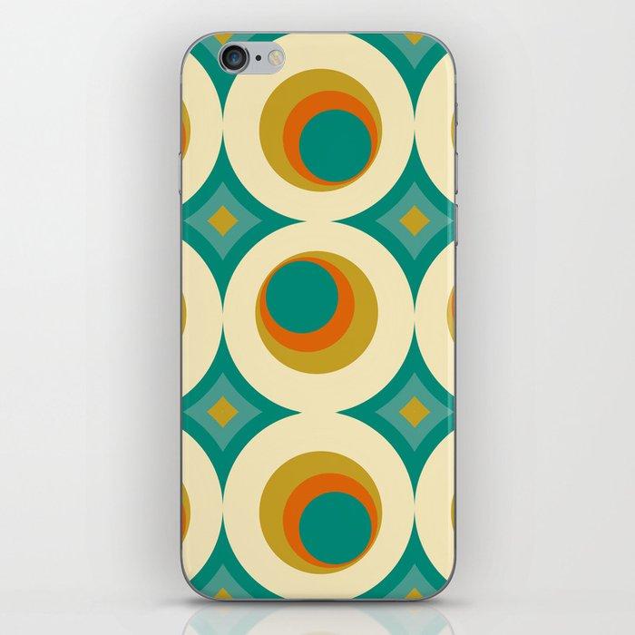 Mid-Century Modern iPhone Skin