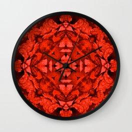 Muladhara - The Chakra Collection Wall Clock