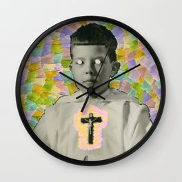 Power, Power, The Lord Of the Land Wall Clock