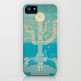 Eye Sea iPhone Case