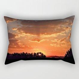 Idaho Sunset Rectangular Pillow