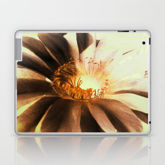 Kaktus Flower Laptop & iPad Skin