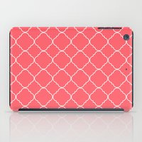 moroccan iPad Cases featuring Moroccan Coral by Beautiful Homes