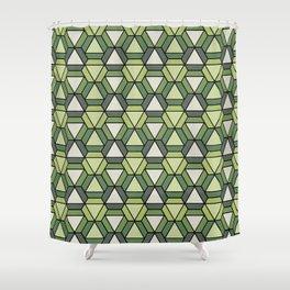 Geometrix 129 Shower Curtain