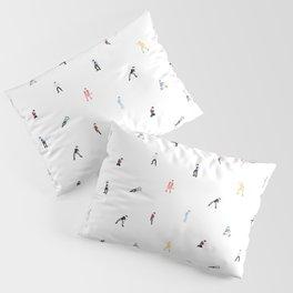 JK Concept Pattern Pillow Sham