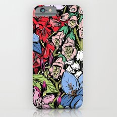 Flowers in Color Slim Case iPhone 6