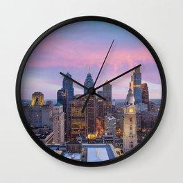 Philadelphia - USA Wall Clock