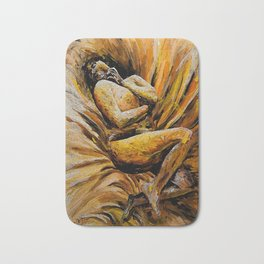 Anguished Slumber Remix Bath Mat