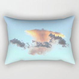 """""""Mushroom Cloud"""" by Murray Bolesta! Rectangular Pillow"""