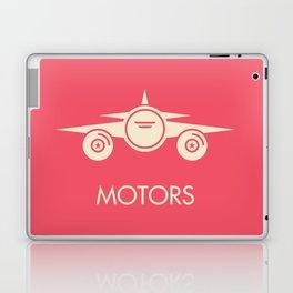 MOTORS / The Plane Laptop & iPad Skin