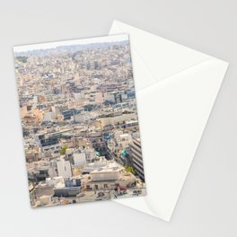 Athens Metropolis Stationery Cards