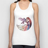 guardians Tank Tops featuring Guardians by Ghie