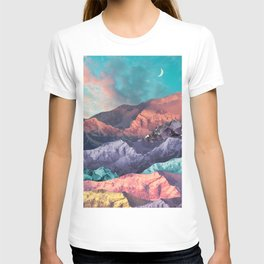 Moon Mountains T-shirt