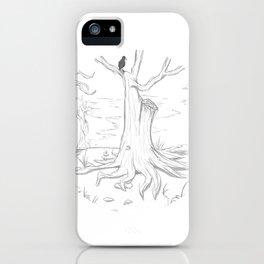 Fairy Circle iPhone Case