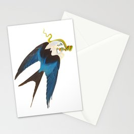 Swallow-tailed Hawk Stationery Cards
