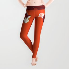 UNDO | Music to the people 02 Leggings