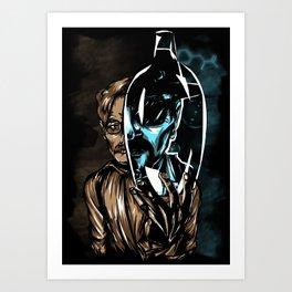 Chemical's King. Art Print