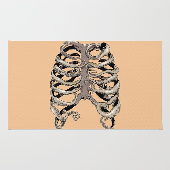 Your Rib is an Octopus Rug