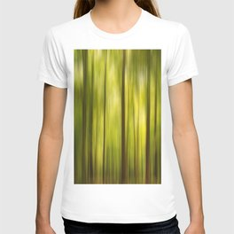 Warmth of the Forests Colors T-shirt