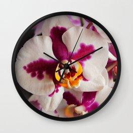 Orchidee-Dream Wall Clock