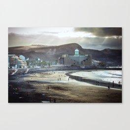 Las Palmas Canvas Print