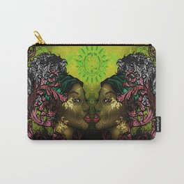 Ital Twins Carry-All Pouch