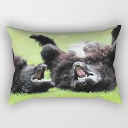 The Giggles Rectangular Pillow