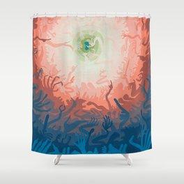 One Dollar Shower Curtain