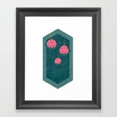 Three Is Company Framed Art Print