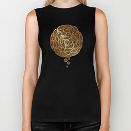 Copper Rope Biker Tank