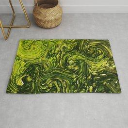 Mossy Swirls Rug